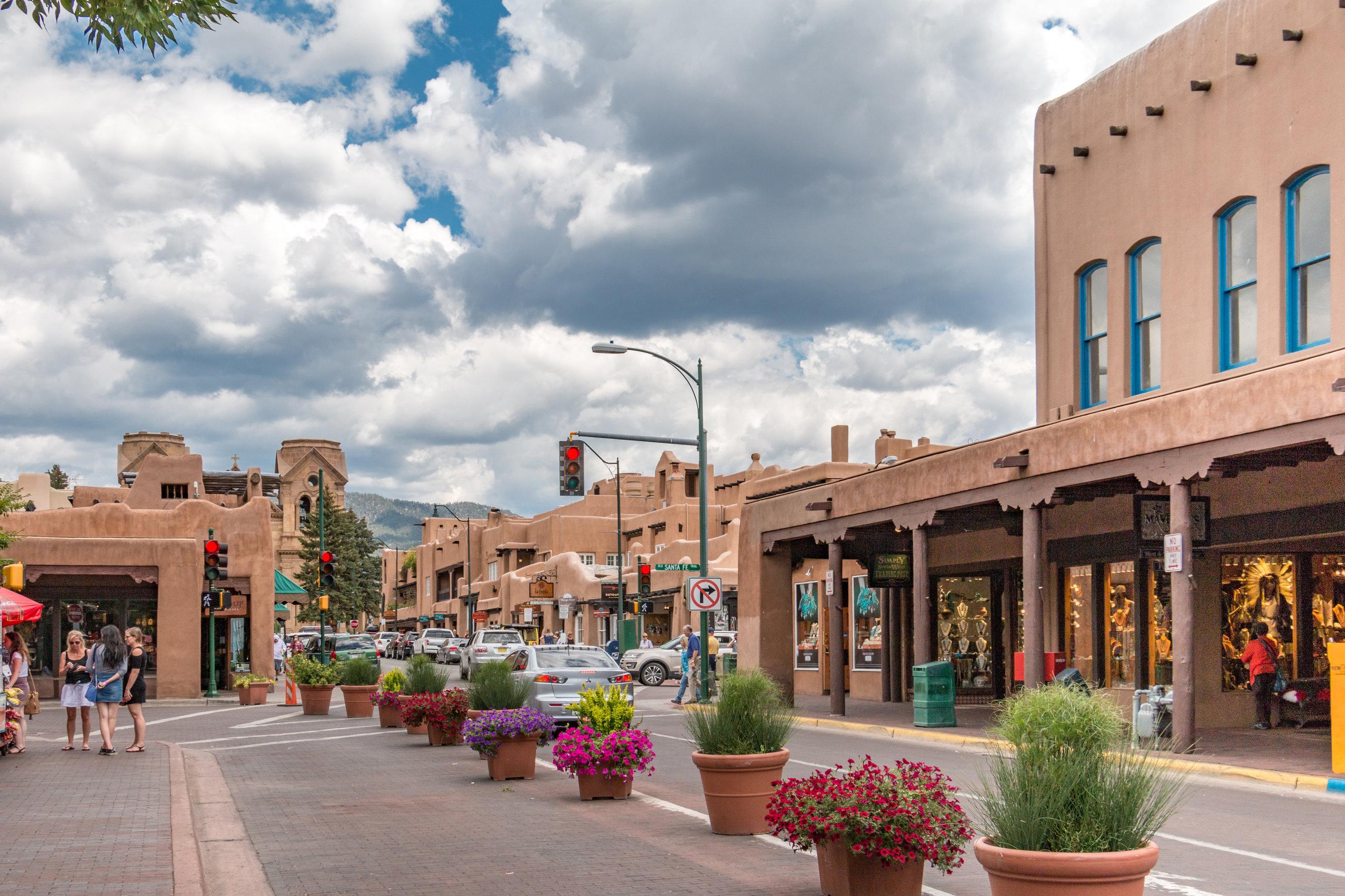 Santa Fe B Bs B Bs Inn New Mexico
